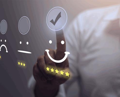 EMEA companies and digital customer experience